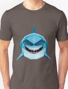 BLUE SHARK FINDING DORY AND NEMO Unisex T-Shirt
