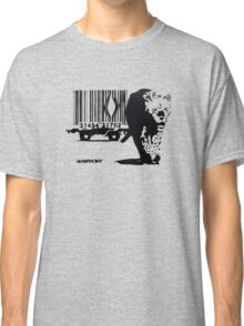 BANKSY - BARCODE Classic T-Shirt