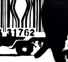 BANKSY - BARCODE Sticker