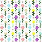 Pastel Floral Design by biglnet