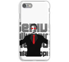 Genius billionaire playboy philanthropist. (fanart) iPhone Case/Skin