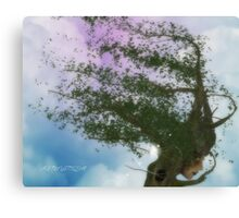 Tree Deity Canvas Print