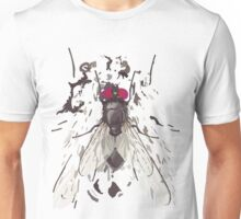 Abstract Fly on Shirt Unisex T-Shirt