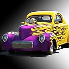 1941 Willys Coupe 'Studio 7' by DaveKoontz