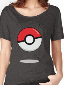 Pokemon Go Ball  Women's Relaxed Fit T-Shirt
