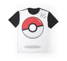Pokemon Go Ball  Graphic T-Shirt