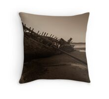 Bunbeg, County Donegal, Ireland Throw Pillow
