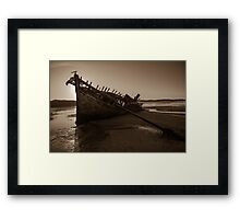 Bunbeg, County Donegal, Ireland Framed Print