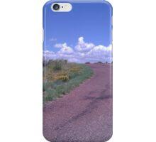 Davis Mountains: Walking Left iPhone Case/Skin