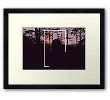 Rectangle No. 6 Framed Print