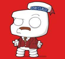 Stay Classy...Planet Earth Kids Tee