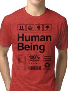 Human Being® Tri-blend T-Shirt