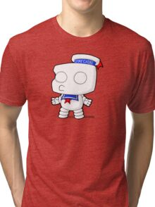 Stay Chibi Tri-blend T-Shirt