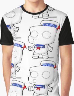 Stay Chibi Graphic T-Shirt