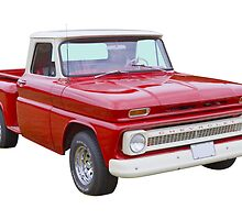 1965 Chevrolet Pickup Truck by KWJphotoart