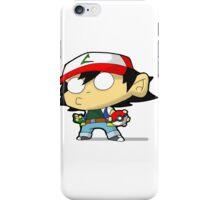 Gotta Chibi Them All iPhone Case/Skin