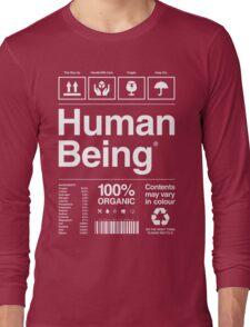 Human Being®   Alternate Long Sleeve T-Shirt