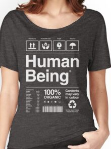 Human Being® | Alternate Women's Relaxed Fit T-Shirt