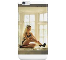 Beauty - Paint by Numbers iPhone Case/Skin