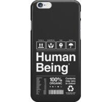 Human Being® | Alternate iPhone Case/Skin