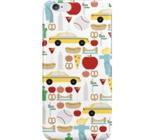 New York City Pattern iPhone Case/Skin