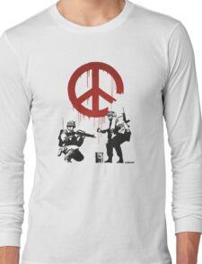 BANKSY - CND Long Sleeve T-Shirt