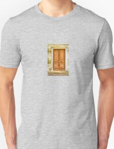 Ornate Door Unisex T-Shirt