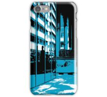 Office Glass Reflection iPhone Case/Skin