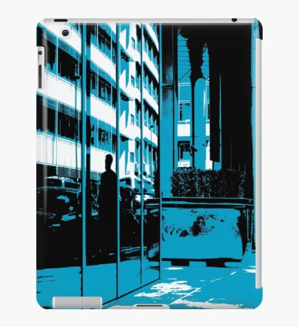 Office Glass Reflection iPad Case/Skin
