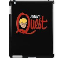 Jonny Quest iPad Case/Skin