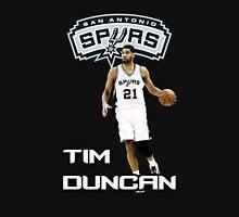 TIM DUNCAN SPURS 2016 Unisex T-Shirt