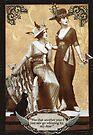 Zelda & Zalinda Birthday Card by WinonaCookie