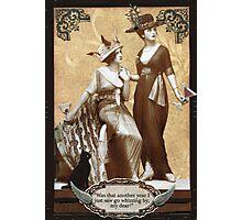 Zelda & Zalinda Birthday Card Photographic Print