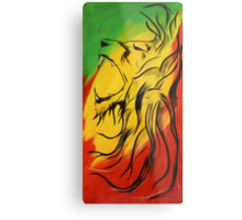 Lion of Judah Metal Print