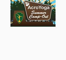 NW AcroYoga Summer Campout Unisex T-Shirt