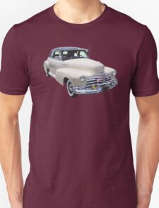 1948 Chevrolet Fleetmaster Antique Car Unisex T-Shirt