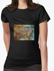 Signs from ancient times Womens Fitted T-Shirt