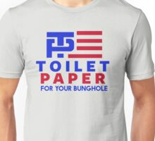 Trump Pence - Toilet Paper Unisex T-Shirt