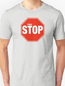Pokemon Go Pokestop Sign Unisex T-Shirt