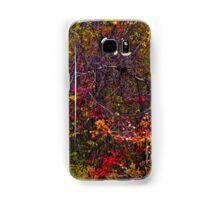Autumn Abstract Samsung Galaxy Case/Skin