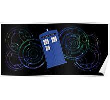 TARDIS Design Poster