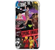 Musical Madness iPhone Case/Skin