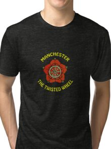 Northern Soul Twisted Wheel Tri-blend T-Shirt