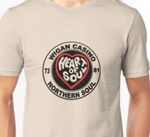 Northern Soul Wigan casino Unisex T-Shirt