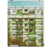 Communist Building Apartments iPad Case/Skin