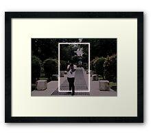 Rectangle No. 9  Framed Print