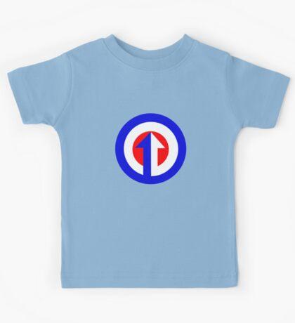 Modern Variant Mod Target Kids Tee