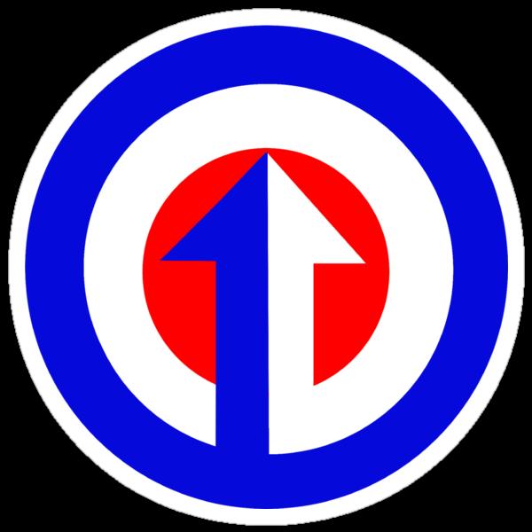 Modern Variant Mod Target by Auslandesign