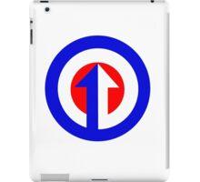 Modern Variant Mod Target iPad Case/Skin