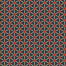 Abstract Geometric 260413(12) by Artberry